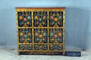 Tibet Floral Cabinet